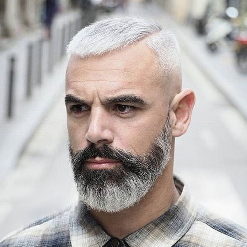 Best Hairstyles For Older Men 2018 | Men's Haircuts + Hairstyles 2018 With Regard To Long Curly Salt And Pepper Pixie Hairstyles (View 18 of 25)