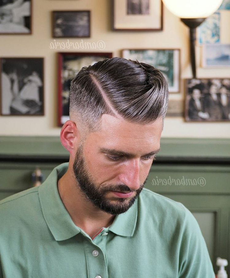 Blowout Hairstyles: 40 Hot Blowout Haircut Styles For Men 2017 Throughout Perfect Blow Out Hairstyles (View 7 of 25)