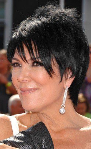 Chic And Beautiful Short Hairstyles For Women Over 50 Throughout Pixie Undercut Hairstyles For Women Over  (View 19 of 25)