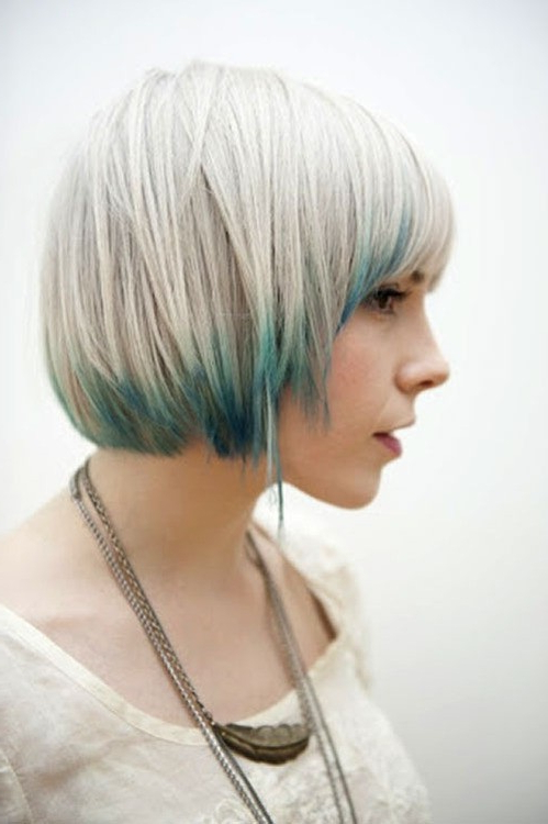 Cool Short Blonde Bowl Haircut With Ash Shades – Hairstyles Weekly Regarding Short Ruffled Hairstyles With Blonde Highlights (View 19 of 25)