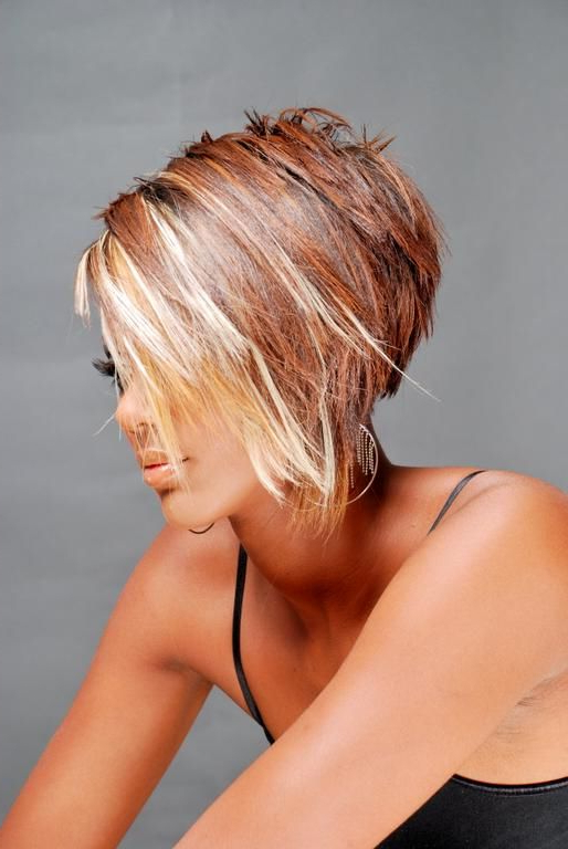 Cute+Short+Stacked+Bob's | Photo Gallery Of Cute Short Stacked Bob With Regard To Short Wavy Inverted Bob Hairstyles (View 20 of 25)