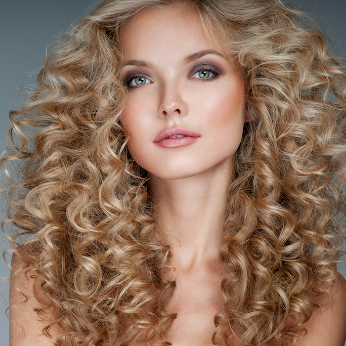?1001 + Ideas For Stunning Hairstyles For Curly Hair That You Will Love In Playful Blonde Curls Hairstyles (View 16 of 25)