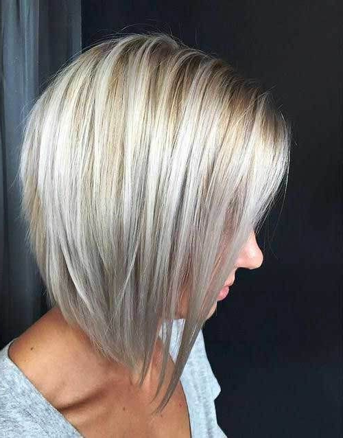 Graduated Bob Hairstyles Are The Latest Trend | Gorgeous Hair For Brown And Blonde Graduated Bob Hairstyles (View 22 of 25)