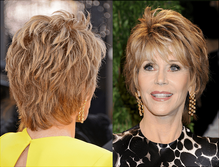Great Haircuts For Women Over 70 pertaining to Silver And Sophisticated Hairstyles