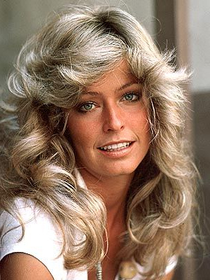 How To Get The Look: Farrah Fawcett 5Th Anniversary: 70S Feathered Pertaining To Gorgeous Feathered Look Hairstyles (View 3 of 25)