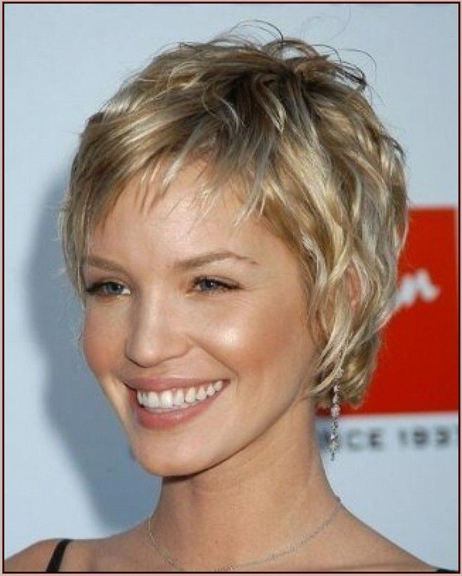 Image Result For Short Haircuts For Women Over 50 With Thin Hair Intended For Short Wispy Hairstyles For Fine Locks (View 8 of 25)
