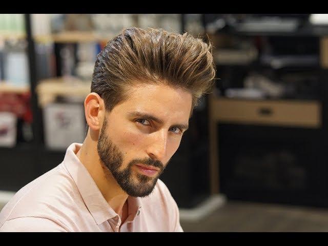 Kochi – Men's Classic – Voluminous Hairstyle Tutorial & Men's For Oluminous Classic Haircuts (View 20 of 25)