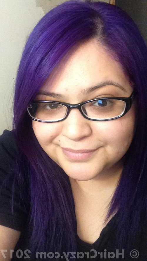 Manic Panic Manic Panic Purple Haze Photos – Haircrazy Regarding Purple Haze Hairstyles (View 18 of 25)