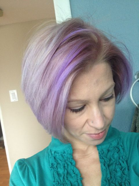 Miriam | Into The Shadows In 2018 | Pinterest | Hair, Purple Hair Intended For Lavender Hairstyles For Women Over (View 5 of 25)