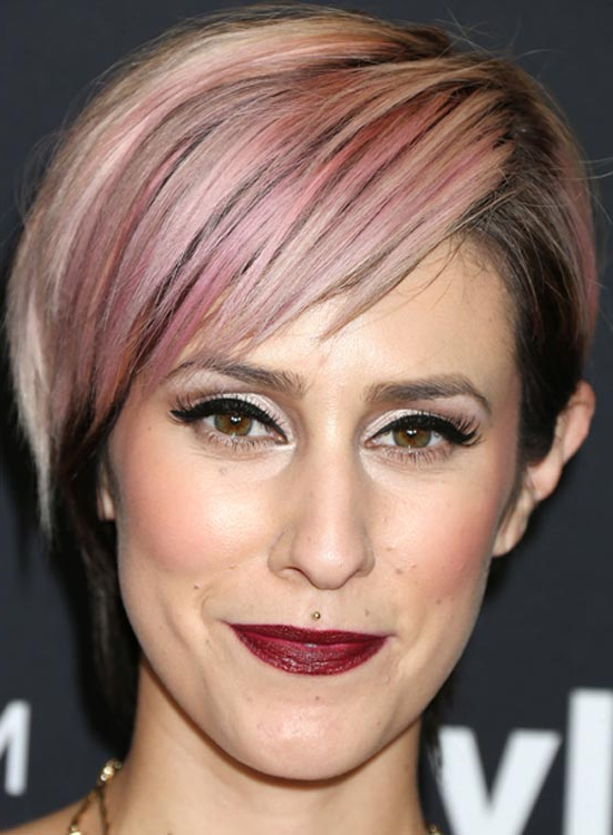 Most Popular Trendy Hairstyles To Try Out In 2018 With Regard To Two Tone Spiky Short Haircuts (View 21 of 25)