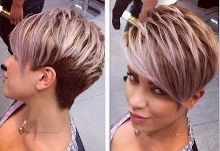 Original Asymmetrical Pixie Hairstyle Short-Pixie-Haircut. | Pixie pertaining to Asymmetrical Pixie Bob Hairstyles