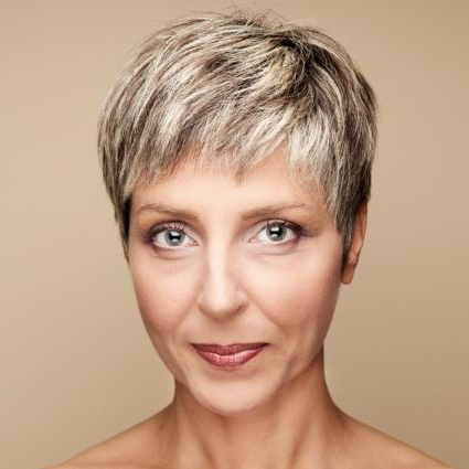 Over 50 Hairstyles | Lovetoknow inside Short And Simple Hairstyles For Women Over 50