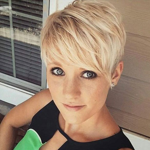 Pixie Cuts – Edgy, Shaggy, Spiky Pixie Cuts You Will Love | Love Ambie In Layered Pixie Hairstyles With Textured Bangs (View 16 of 25)