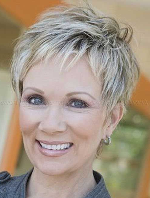 Pixie Haircuts For Over 60 – Google Search … | Hair In 2018… Inside Pixie Undercut Hairstyles For Women Over  (View 21 of 25)