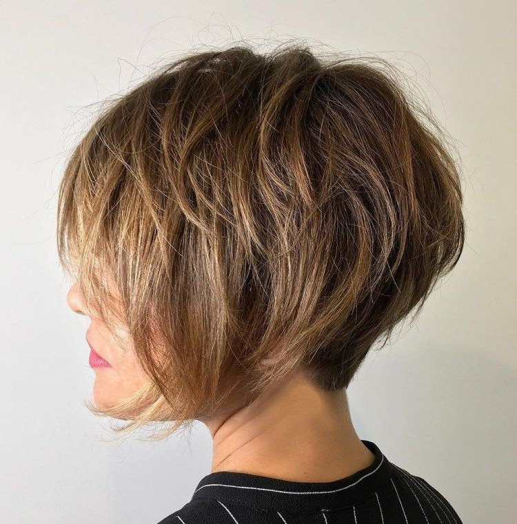Pixie Haircuts For Thick Hair – 50 Ideas Of Ideal Short Haircuts Pertaining To Over 50 Pixie Hairstyles With Lots Of Piece Y Layers (View 6 of 25)