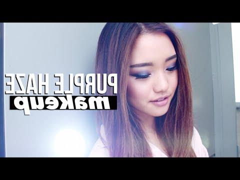 Purple Haze Makeup (Talk Thru) – Youtube With Purple Haze Hairstyles (View 22 of 25)