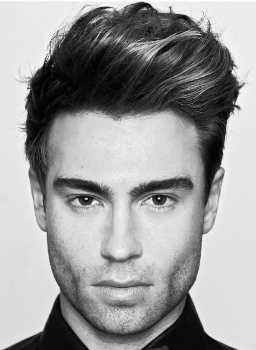 Quiff Haircut For Men – 40 Manly Voluminous Hairstyles | 01???? With Regard To Oluminous Classic Haircuts (Gallery 1 of 25)