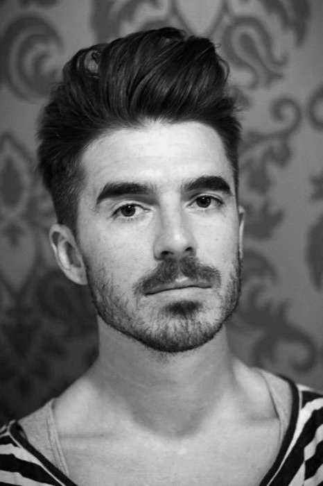 Quiff Haircut For Men – 40 Manly Voluminous Hairstyles Intended For Oluminous Classic Haircuts (View 25 of 25)