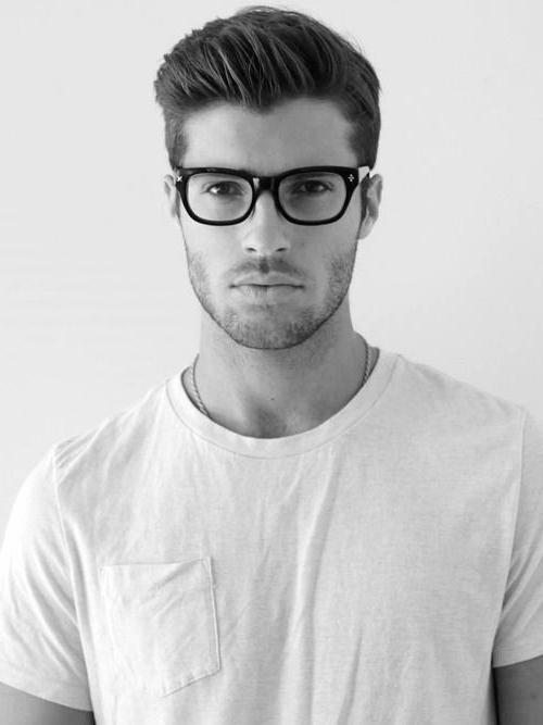 Quiff Haircut For Men – 40 Manly Voluminous Hairstyles Regarding Oluminous Classic Haircuts (Gallery 12 of 25)