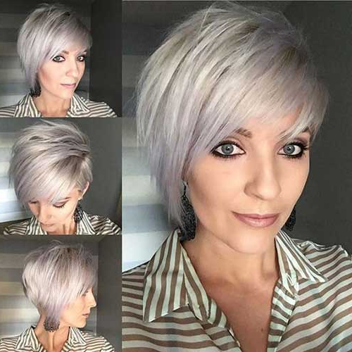Really Trendy Asymmetrical Pixie Cut | Short Hairstyles 2018 – 2019 Intended For Asymmetrical Pixie Bob Hairstyles (View 5 of 25)