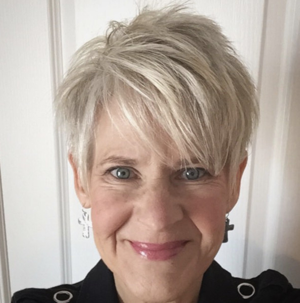 Ruffled Pixie – Stylish Short Haircuts To Try – It's Rosy With Ruffled Pixie Hairstyles (View 23 of 25)