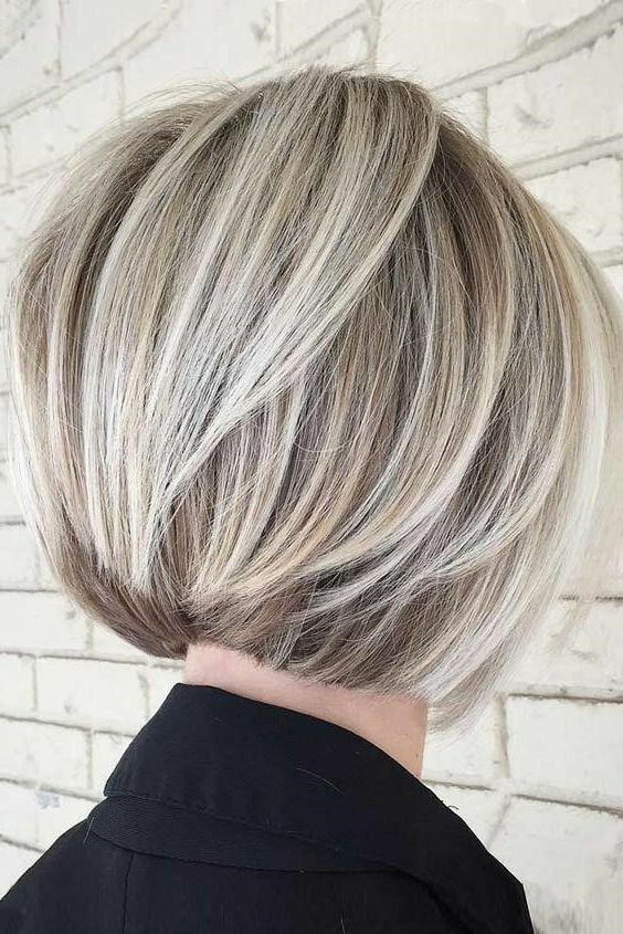 Sexy Short Stacked Bob Haircuts For A Sassy New Look Intended For Sassy And Stacked Hairstyles (View 8 of 25)