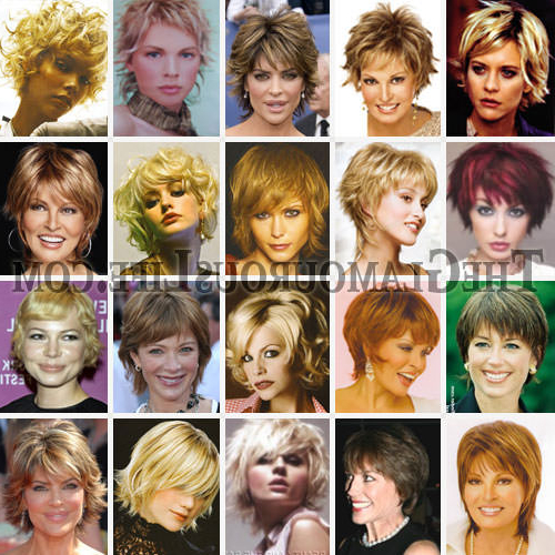 Shag Haircut And Styles Inside Carol Brady Inspired Hairstyles (View 2 of 25)