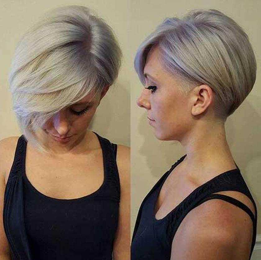 Short Asymmetrical Bobs Hairstyle Haircut 9 – Fashion Best With Regard To Short Asymmetrical Bob Hairstyles (View 19 of 25)