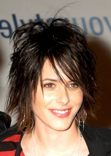 Short Celebrity Hairstyles: Shaggy Hairstyles   Long Shaggy Inside Volume And Shagginess Hairstyles (View 24 of 25)