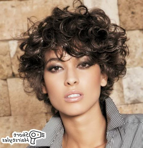 Short Curly Hairstyles For Women 2015 | Hairstyles In 2018 With Regard To Short Curly Hairstyles (View 2 of 25)