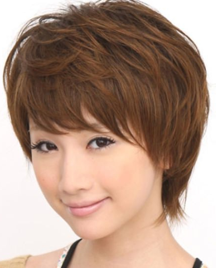 Short Feathered Bob Hairstyles | Hair And Hairstyles With Regard To Short Bob Hairstyles With Feathered Layers (View 12 of 25)