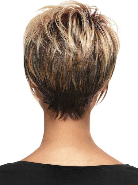 Short Hair Mistakes: The Hair Police Strikes Again | Hair Styles Inside Tapered Gray Pixie Hairstyles With Textured Crown (View 9 of 25)