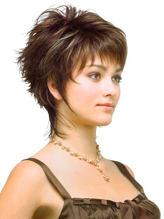 Short Hairstyles For Bad Neck Lines – Google Search | Hair In 2018 Pertaining To Short Wispy Hairstyles For Fine Locks (View 3 of 25)