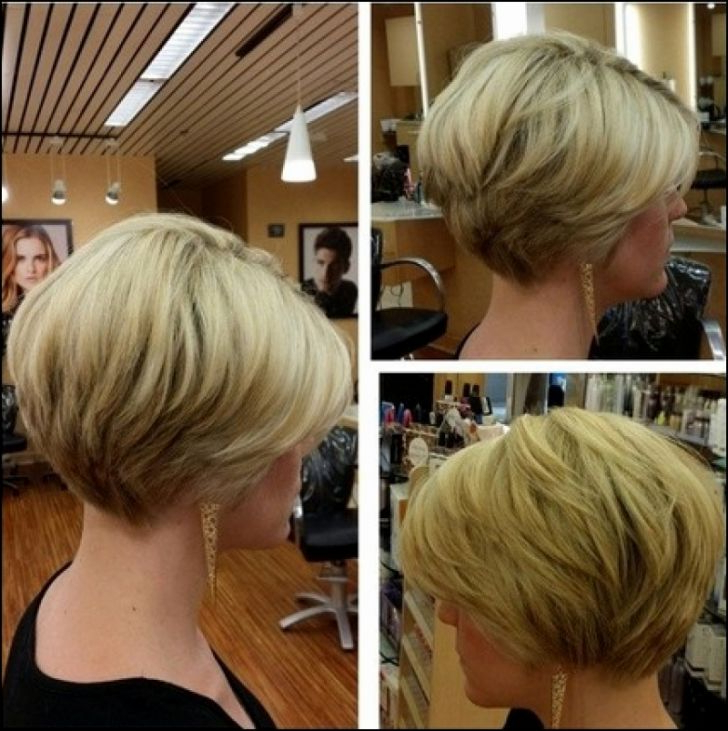 Short Sassy Stacked Haircuts For Over 50 | New Inspiration For Your For Sassy And Stacked Hairstyles (View 25 of 25)