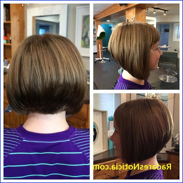 Short Stacked Bobs With Bangs 21 Gorgeous Stacked Bob Hairstyles In Stacked Bob Hairstyles With Bangs (View 7 of 25)