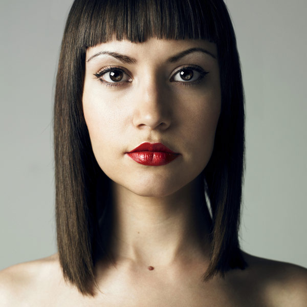 The Classic Bob With Bangs Pertaining To Straight Bob Hairstyles With Bangs (View 16 of 25)