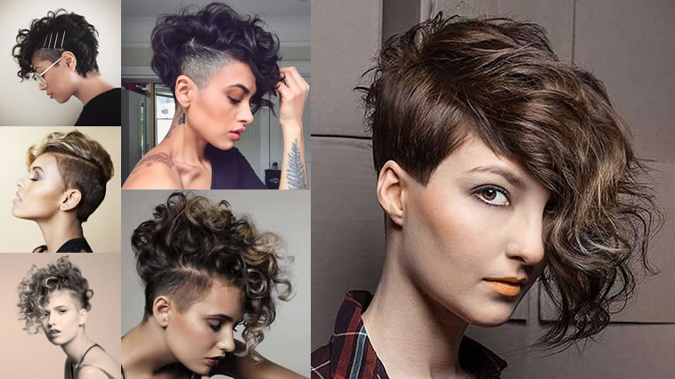 The Newest 2018 Undercut Hair Design For Girls – Pixie+Short Haircut With Pixie Bob Hairstyles With Nape Undercut (View 17 of 25)