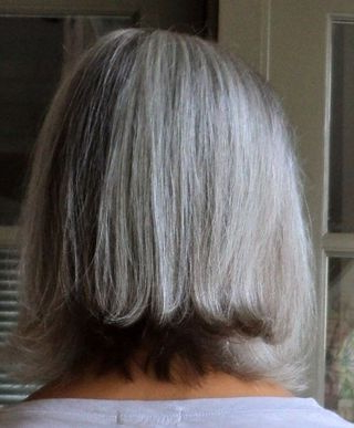 The Silver Fox: Stunning Gray Hair Styles | Bellatory In Gray Hairstyles With High Layers (View 12 of 25)