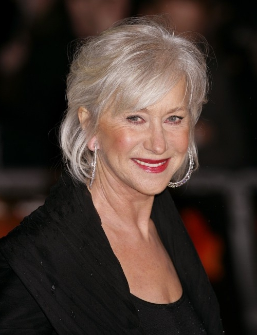 The Silver Fox: Stunning Gray Hair Styles | Bellatory With Two Tone Spiky Short Haircuts (View 20 of 25)