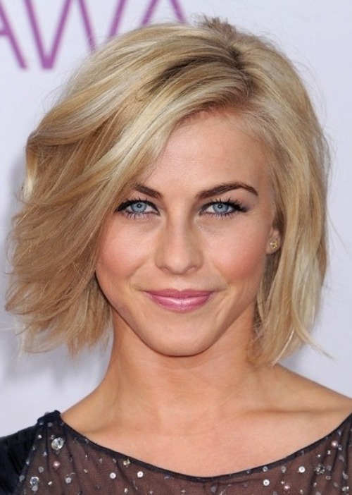 Top 100 Bob Hairstyles – Herinterest/ With Regard To Feathered Back Swept Crop Hairstyles (View 25 of 25)