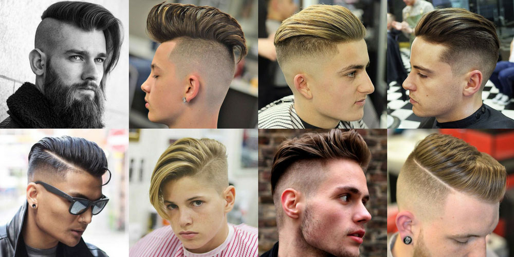 Undercut Hairstyle For Men 2018 | Men's Haircuts + Hairstyles 2018 For Angled Undercut Hairstyles (View 21 of 25)