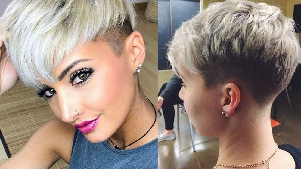 Undercut Pixie Hairstyles To Reflect Your Character For 2018 2019 Regarding Edgy Pixie Bob Hairstyles (View 25 of 25)
