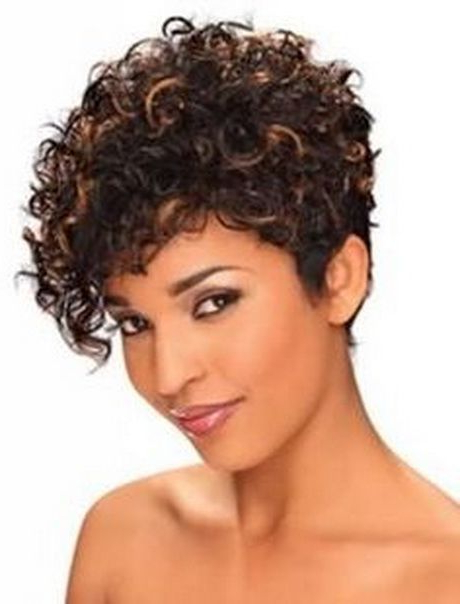 Very Short Curly Hairstyles … | Haircuts In 2018… Regarding Short Curly Hairstyles (View 5 of 25)