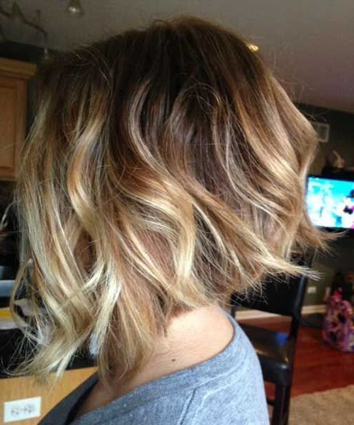 Wavy Inverted Bob | Haircuts In 2018 | Hair, Hair Styles, Hair Cuts With Regard To Short Wavy Inverted Bob Hairstyles (View 2 of 25)