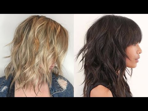 Worldwide Successful Shaggy Haircuts 2018 2019 – Youtube With Regard To Volume And Shagginess Hairstyles (View 19 of 25)