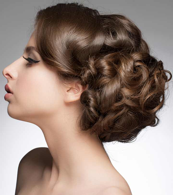 10 Youtube Updo Hairstyles To Inspire You Pertaining To Divine Mohawk Like Updo Hairstyles (View 21 of 25)
