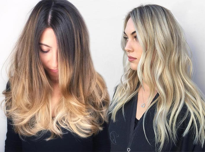 101 Layered Haircuts & Hairstyles For Long Hair Spring 2017 With Regard To Most Recently Medium Haircuts With Fiery Ombre Layers (View 2 of 25)