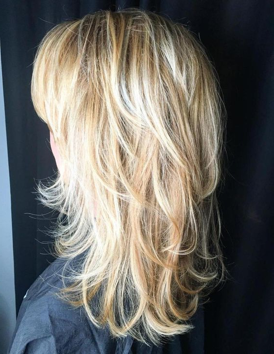 Featured Photo of Layered, Flipped, And Tousled Hairstyles