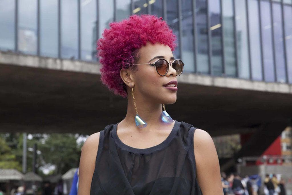 11 Ways To Rock Punk Short Hairstyles Regarding Mohawk Hairstyles With Vibrant Hues (View 25 of 25)