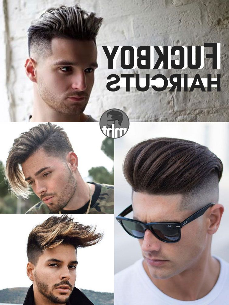 15 Best Fuckboy Haircuts (2019 Update) | Best Hairstyles For Men Intended For Spartan Warrior Faux Hawk Hairstyles (View 19 of 25)